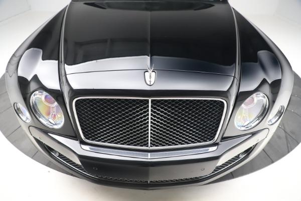 New 2016 Bentley Mulsanne Speed for sale $157,900 at Alfa Romeo of Westport in Westport CT 06880 12