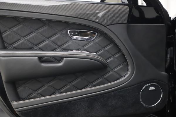 New 2016 Bentley Mulsanne Speed for sale $157,900 at Alfa Romeo of Westport in Westport CT 06880 15