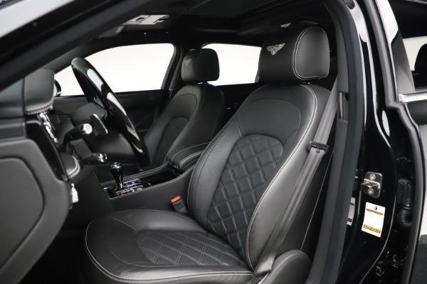 New 2016 Bentley Mulsanne Speed for sale $157,900 at Alfa Romeo of Westport in Westport CT 06880 18