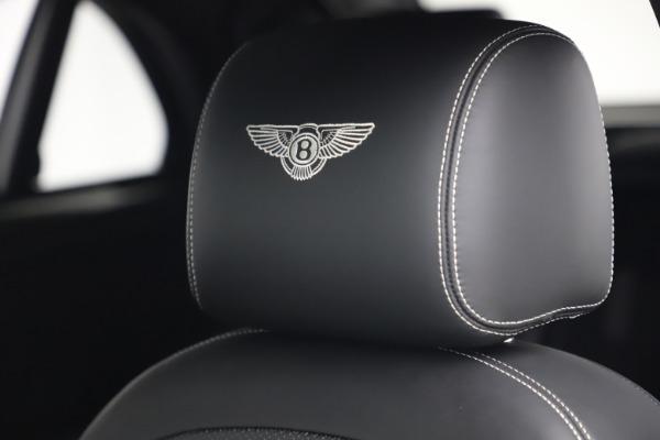 New 2016 Bentley Mulsanne Speed for sale $157,900 at Alfa Romeo of Westport in Westport CT 06880 19