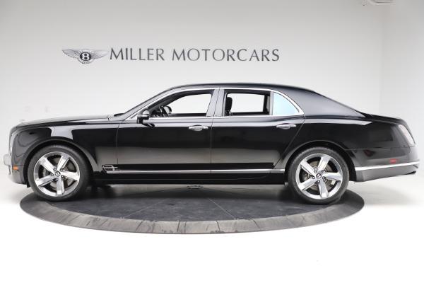 New 2016 Bentley Mulsanne Speed for sale $157,900 at Alfa Romeo of Westport in Westport CT 06880 2