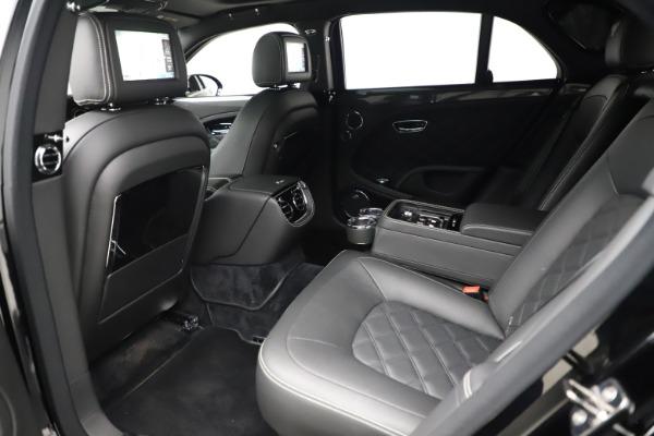 New 2016 Bentley Mulsanne Speed for sale $157,900 at Alfa Romeo of Westport in Westport CT 06880 20