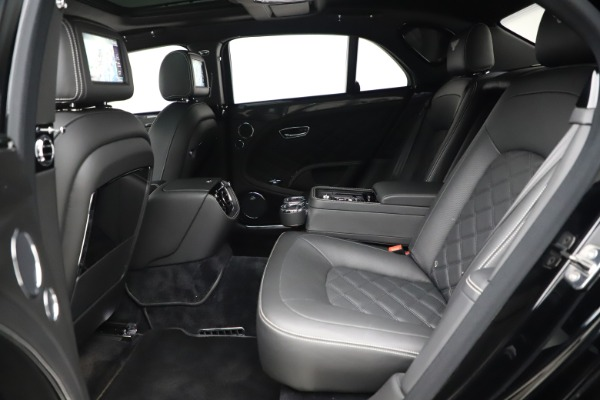 New 2016 Bentley Mulsanne Speed for sale $157,900 at Alfa Romeo of Westport in Westport CT 06880 21