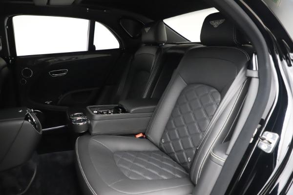 New 2016 Bentley Mulsanne Speed for sale $157,900 at Alfa Romeo of Westport in Westport CT 06880 22