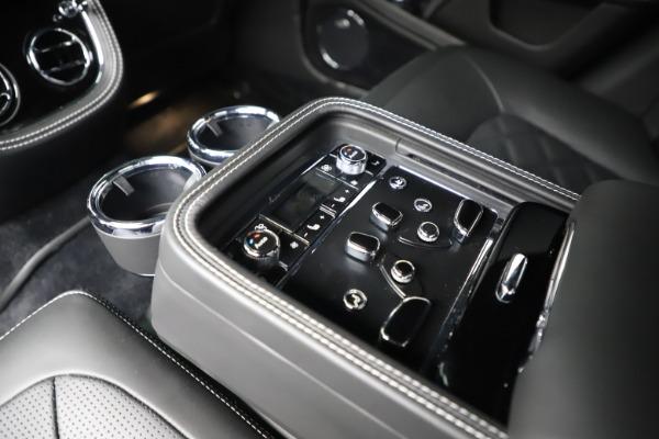 New 2016 Bentley Mulsanne Speed for sale $157,900 at Alfa Romeo of Westport in Westport CT 06880 24