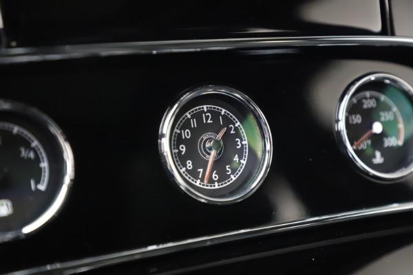 New 2016 Bentley Mulsanne Speed for sale $157,900 at Alfa Romeo of Westport in Westport CT 06880 25