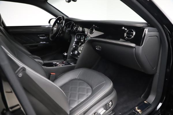 New 2016 Bentley Mulsanne Speed for sale $157,900 at Alfa Romeo of Westport in Westport CT 06880 26
