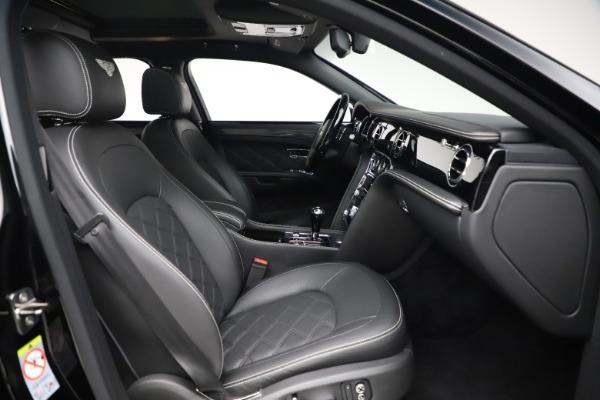 New 2016 Bentley Mulsanne Speed for sale $157,900 at Alfa Romeo of Westport in Westport CT 06880 27