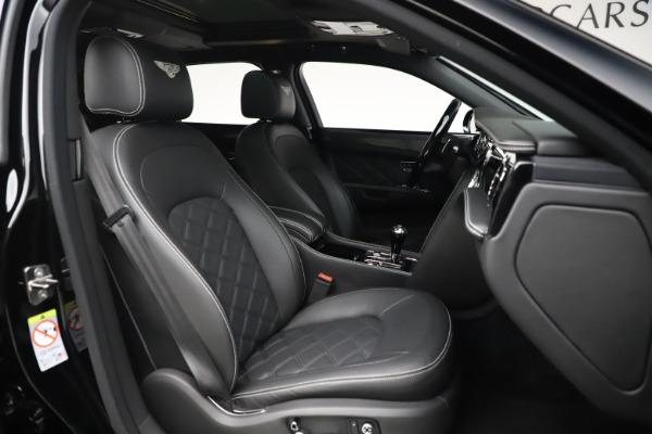 New 2016 Bentley Mulsanne Speed for sale $157,900 at Alfa Romeo of Westport in Westport CT 06880 28