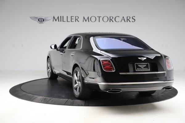 New 2016 Bentley Mulsanne Speed for sale $157,900 at Alfa Romeo of Westport in Westport CT 06880 4