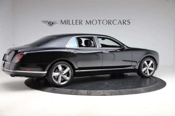 New 2016 Bentley Mulsanne Speed for sale $157,900 at Alfa Romeo of Westport in Westport CT 06880 7