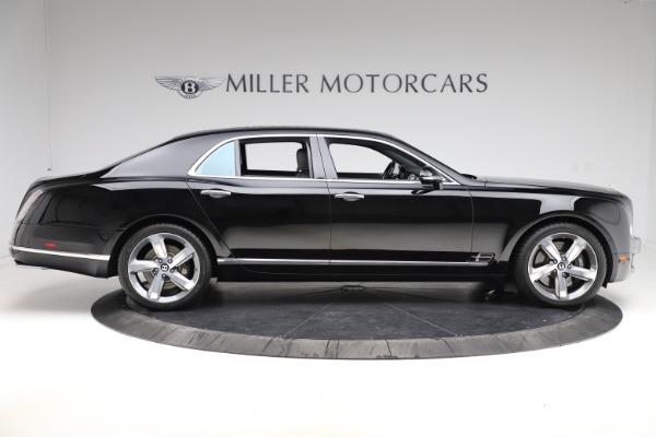 New 2016 Bentley Mulsanne Speed for sale $157,900 at Alfa Romeo of Westport in Westport CT 06880 8