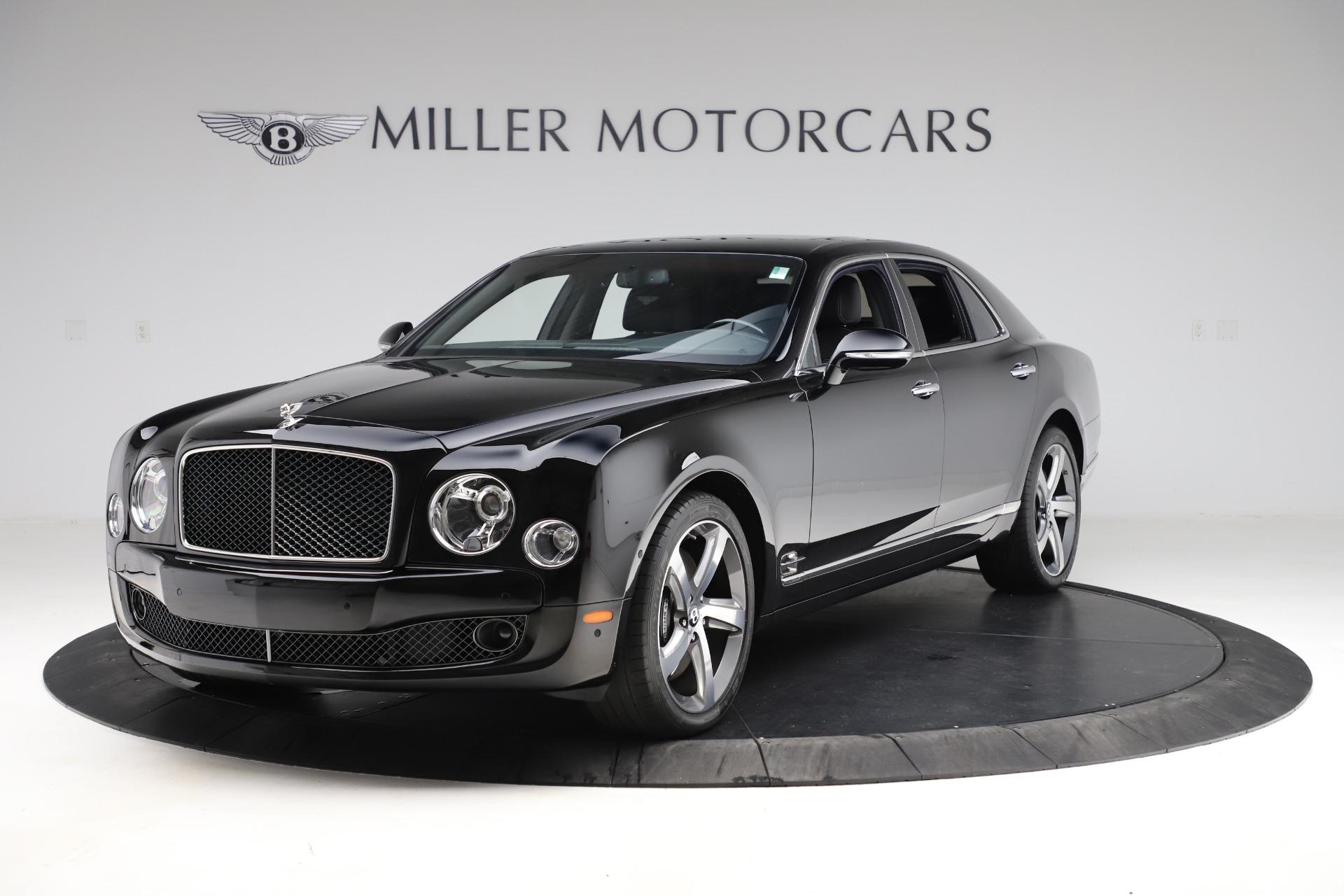 Used 2016 Bentley Mulsanne Speed for sale $159,900 at Alfa Romeo of Westport in Westport CT 06880 1