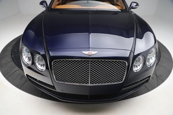 Used 2016 Bentley Flying Spur V8 for sale $119,900 at Alfa Romeo of Westport in Westport CT 06880 13