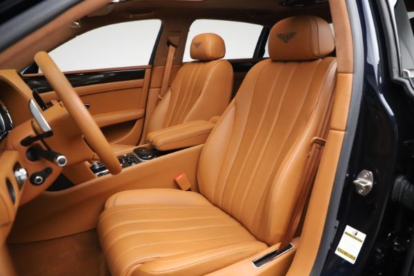 Used 2016 Bentley Flying Spur V8 for sale $119,900 at Alfa Romeo of Westport in Westport CT 06880 19