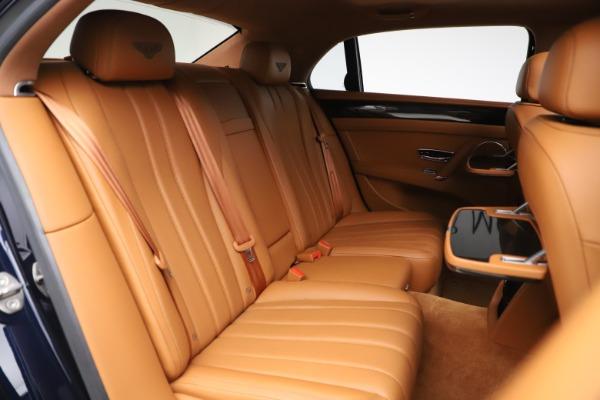 Used 2016 Bentley Flying Spur V8 for sale $119,900 at Alfa Romeo of Westport in Westport CT 06880 27