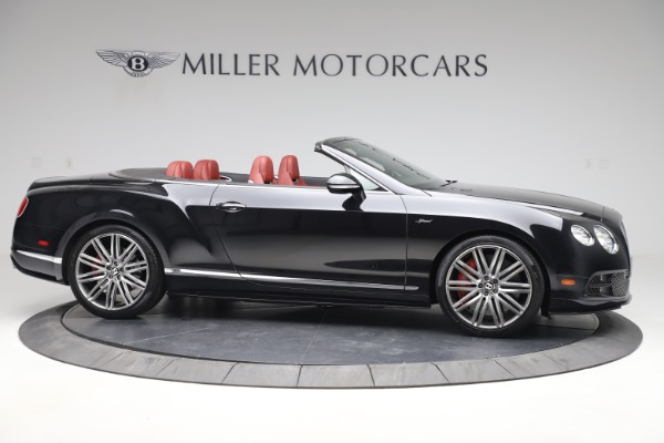 Used 2015 Bentley Continental GTC Speed for sale $138,900 at Alfa Romeo of Westport in Westport CT 06880 10