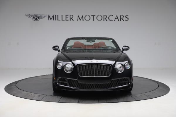 Used 2015 Bentley Continental GTC Speed for sale $138,900 at Alfa Romeo of Westport in Westport CT 06880 12