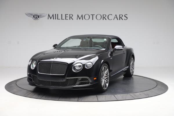 Used 2015 Bentley Continental GTC Speed for sale $138,900 at Alfa Romeo of Westport in Westport CT 06880 13