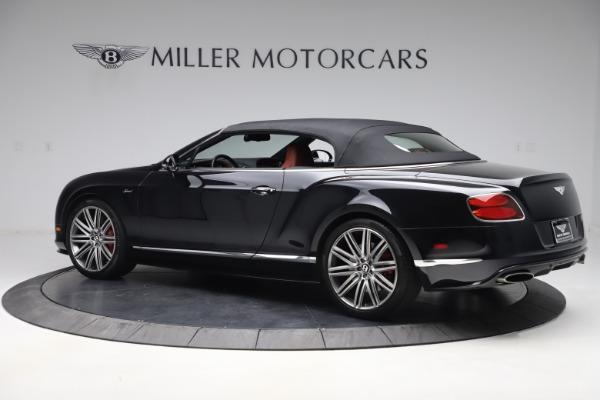 Used 2015 Bentley Continental GTC Speed for sale $138,900 at Alfa Romeo of Westport in Westport CT 06880 15