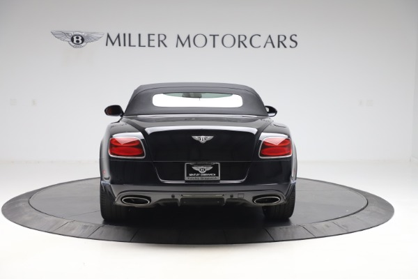 Used 2015 Bentley Continental GTC Speed for sale $138,900 at Alfa Romeo of Westport in Westport CT 06880 16