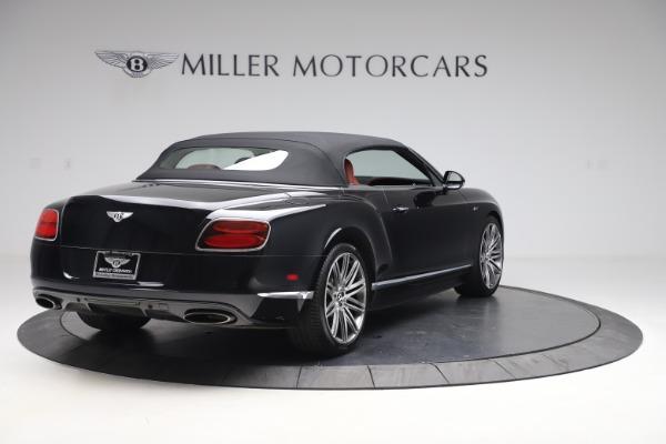 Used 2015 Bentley Continental GTC Speed for sale $138,900 at Alfa Romeo of Westport in Westport CT 06880 17