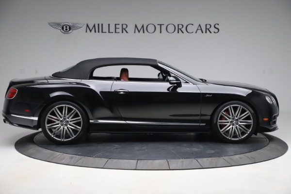 Used 2015 Bentley Continental GTC Speed for sale $138,900 at Alfa Romeo of Westport in Westport CT 06880 18