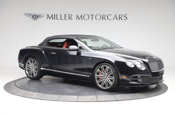 Used 2015 Bentley Continental GTC Speed for sale $138,900 at Alfa Romeo of Westport in Westport CT 06880 19