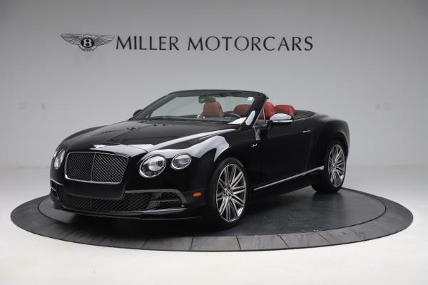 Used 2015 Bentley Continental GTC Speed for sale $138,900 at Alfa Romeo of Westport in Westport CT 06880 2