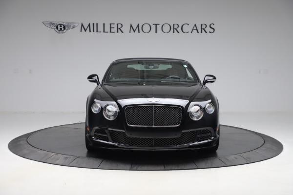 Used 2015 Bentley Continental GTC Speed for sale $138,900 at Alfa Romeo of Westport in Westport CT 06880 20