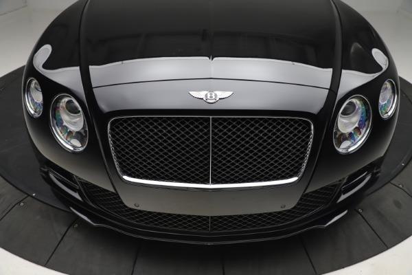 Used 2015 Bentley Continental GTC Speed for sale $138,900 at Alfa Romeo of Westport in Westport CT 06880 21