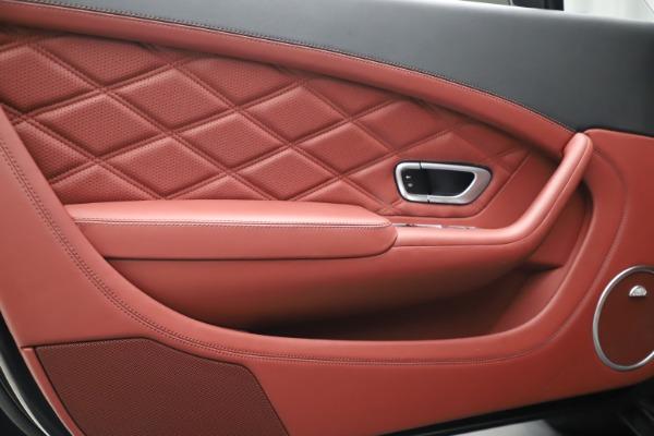 Used 2015 Bentley Continental GTC Speed for sale $138,900 at Alfa Romeo of Westport in Westport CT 06880 24