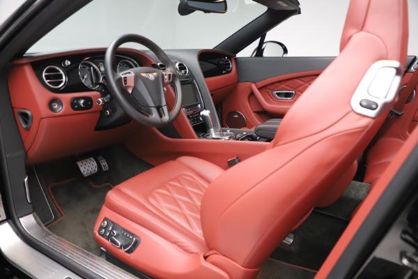 Used 2015 Bentley Continental GTC Speed for sale $138,900 at Alfa Romeo of Westport in Westport CT 06880 25