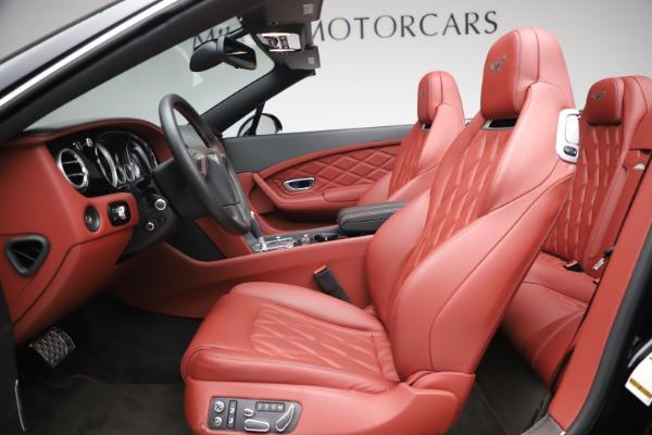 Used 2015 Bentley Continental GTC Speed for sale $138,900 at Alfa Romeo of Westport in Westport CT 06880 26