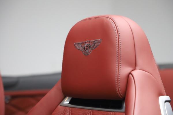 Used 2015 Bentley Continental GTC Speed for sale $138,900 at Alfa Romeo of Westport in Westport CT 06880 28