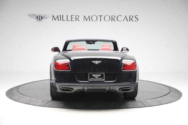 Used 2015 Bentley Continental GTC Speed for sale $138,900 at Alfa Romeo of Westport in Westport CT 06880 6