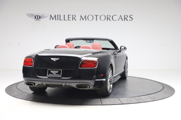 Used 2015 Bentley Continental GTC Speed for sale $138,900 at Alfa Romeo of Westport in Westport CT 06880 7