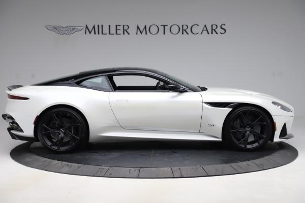 New 2019 Aston Martin DBS Superleggera for sale $345,631 at Alfa Romeo of Westport in Westport CT 06880 10