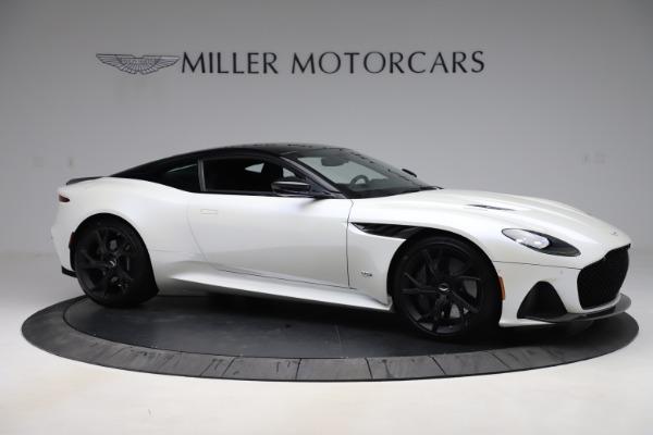 New 2019 Aston Martin DBS Superleggera for sale $345,631 at Alfa Romeo of Westport in Westport CT 06880 11