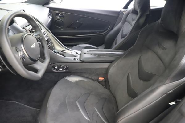 New 2019 Aston Martin DBS Superleggera for sale $345,631 at Alfa Romeo of Westport in Westport CT 06880 15