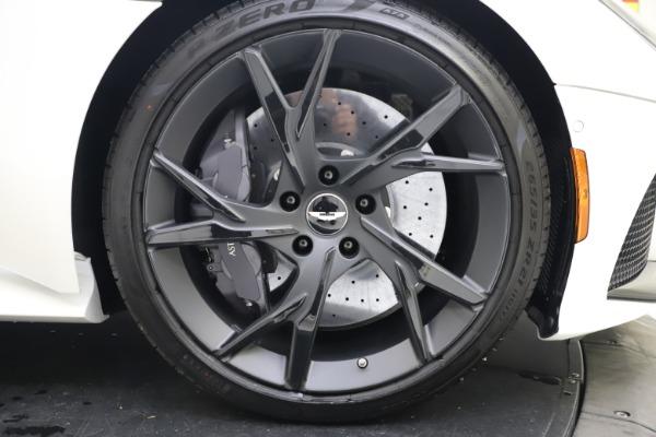 New 2019 Aston Martin DBS Superleggera for sale $345,631 at Alfa Romeo of Westport in Westport CT 06880 21