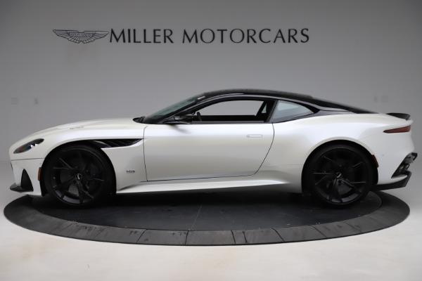 New 2019 Aston Martin DBS Superleggera for sale $345,631 at Alfa Romeo of Westport in Westport CT 06880 4