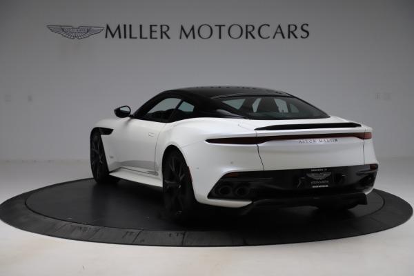 New 2019 Aston Martin DBS Superleggera for sale $345,631 at Alfa Romeo of Westport in Westport CT 06880 6