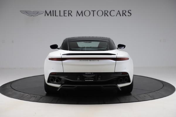 New 2019 Aston Martin DBS Superleggera for sale $345,631 at Alfa Romeo of Westport in Westport CT 06880 7