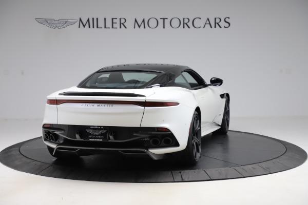 New 2019 Aston Martin DBS Superleggera for sale $345,631 at Alfa Romeo of Westport in Westport CT 06880 8