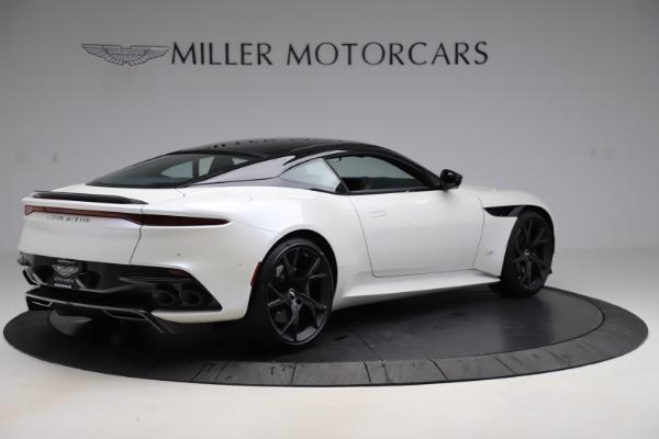 New 2019 Aston Martin DBS Superleggera for sale $345,631 at Alfa Romeo of Westport in Westport CT 06880 9