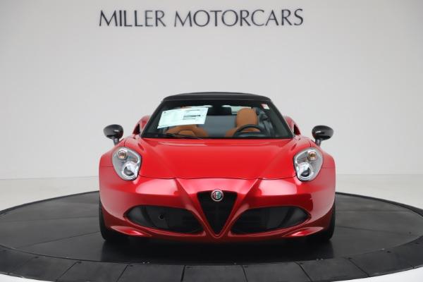 New 2020 Alfa Romeo 4C Spider for sale $82,395 at Alfa Romeo of Westport in Westport CT 06880 12
