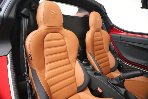 New 2020 Alfa Romeo 4C Spider for sale $82,395 at Alfa Romeo of Westport in Westport CT 06880 25