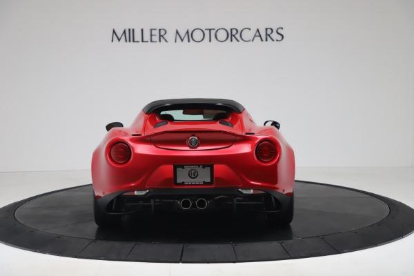 New 2020 Alfa Romeo 4C Spider for sale $82,395 at Alfa Romeo of Westport in Westport CT 06880 6