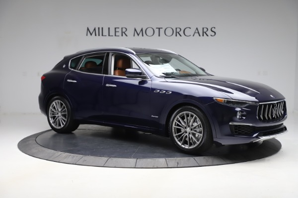 New 2020 Maserati Levante S Q4 GranLusso for sale $96,785 at Alfa Romeo of Westport in Westport CT 06880 10